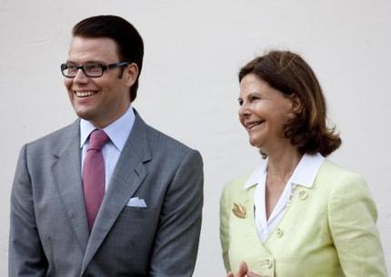Daniel Westling och drottning Silvia har verkligen funnit varandra!